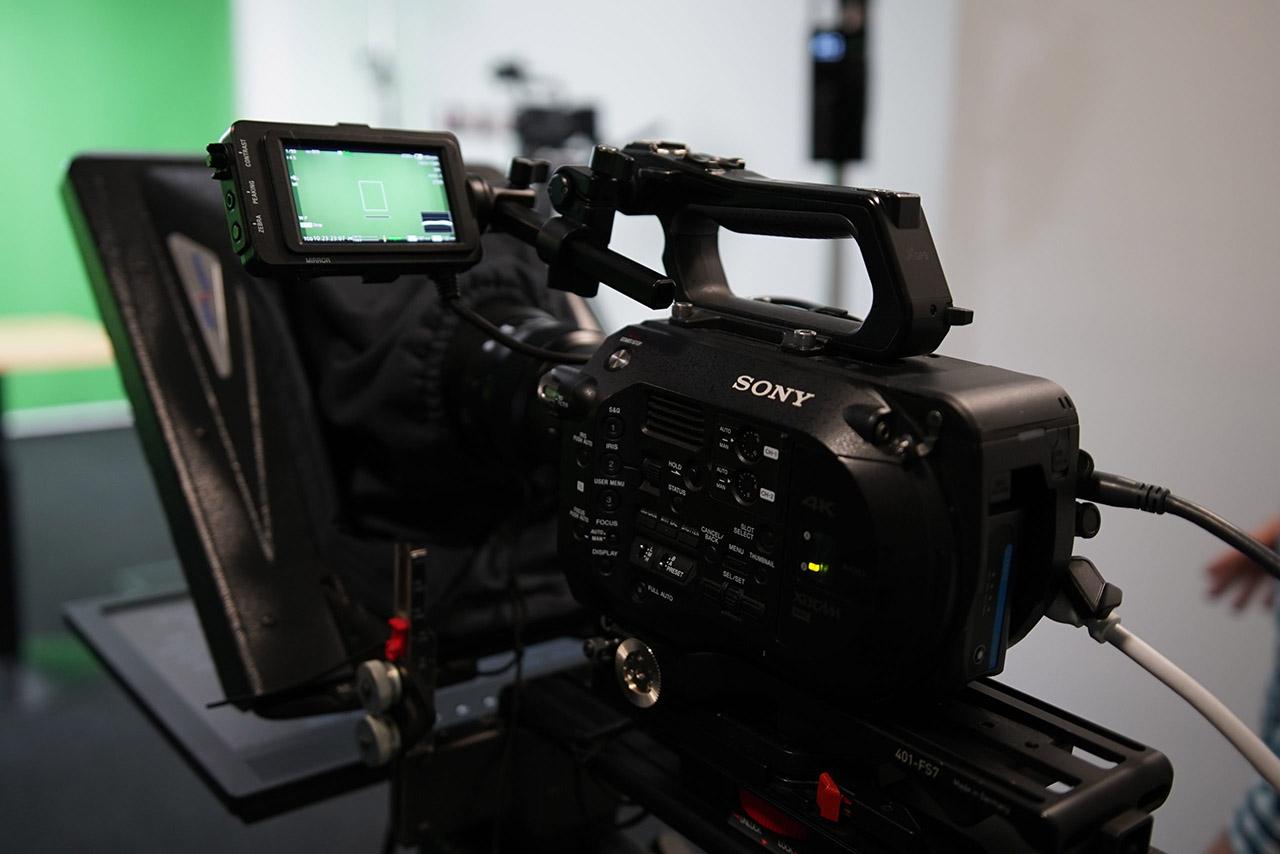 Kamera - Sony Pro PXW-FS7